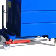 ACC 090 Pistone idraulico