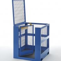 Plataformas de trabajo para carretilla elevadora