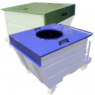 Optional for Tilting Containers - lids