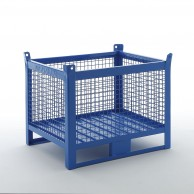Wire mesh containers without door (1500Kg)