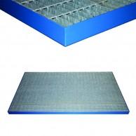 Steel Sump Flooring System