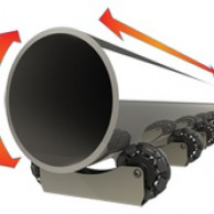 Cylindrical stock or pipe handling