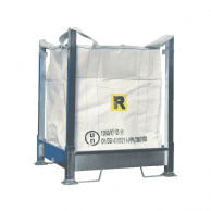 Big Bag HOLDER whit demountable structure