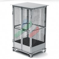 Cylinder Storage Containers - Light Line