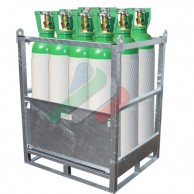 Gas bottle storage