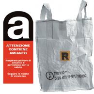 Sacconi Big Bag omologati per Amianto