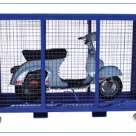 ACC006 Metal Container for Motorcycles