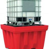 Vasche di raccolta per 1 cisternetta da 1000 lt
