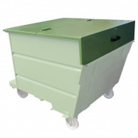 ACC077 Removable lid for tilting containers