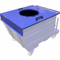 ACC079 Removable lid for tilting containers
