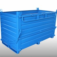 CA2A1400 Drop bottom container